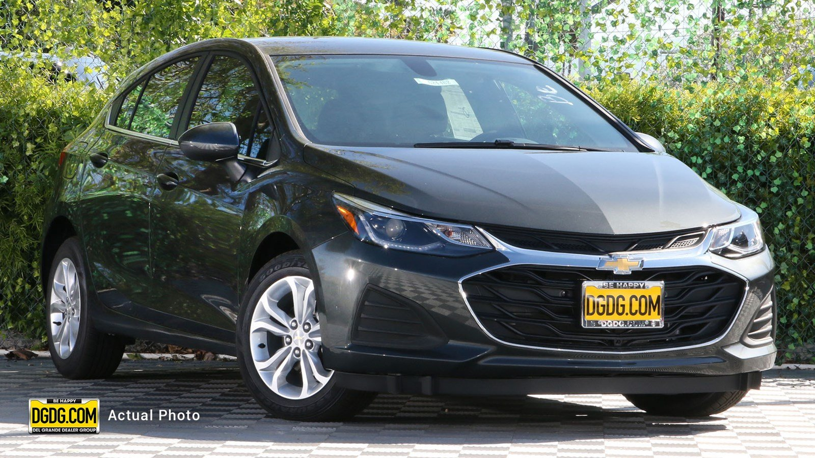 2019 Chevrolet Cruze LT W/Convenience Package