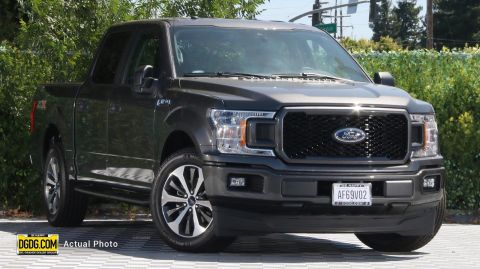 "2019 Ford<br/><span class=""vdp-trim"">F-150 XL RWD 4D SuperCrew</span>"