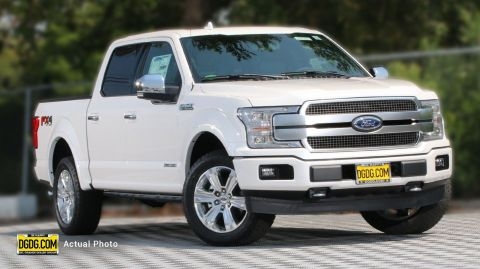 "2018 Ford<br/><span class=""vdp-trim"">F-150 Platinum 4WD 4D SuperCrew</span>"