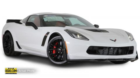 New 2017 Chevrolet Corvette Z06 1LZ