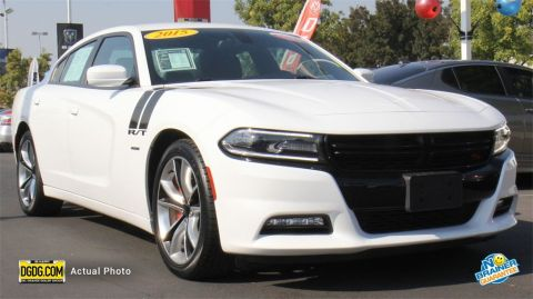 Certified Used Dodge Charger R/T